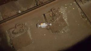 Una botella de plástico paralizó varias líneas del Metro de Nueva York