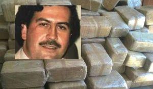 ¿Pablo Escobar?, incautan 34 kilos de heroína y fentanilo envueltos con la foto del capo