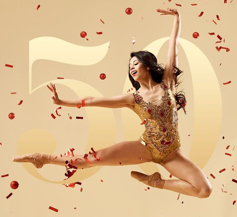 El Dance Theatre of Harlem celebra medio siglo de baile