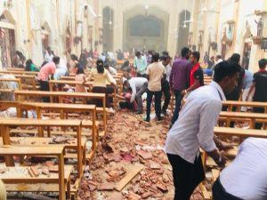 Un nueva explosión pone en alerta a Sri Lanka
