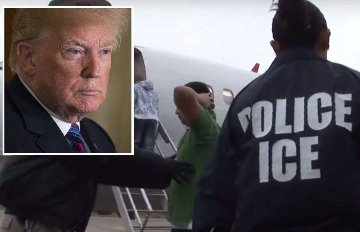 """Trump estudia aplicar la """"Ley de Insurrección"""" para deportación masiva de inmigrantes"""