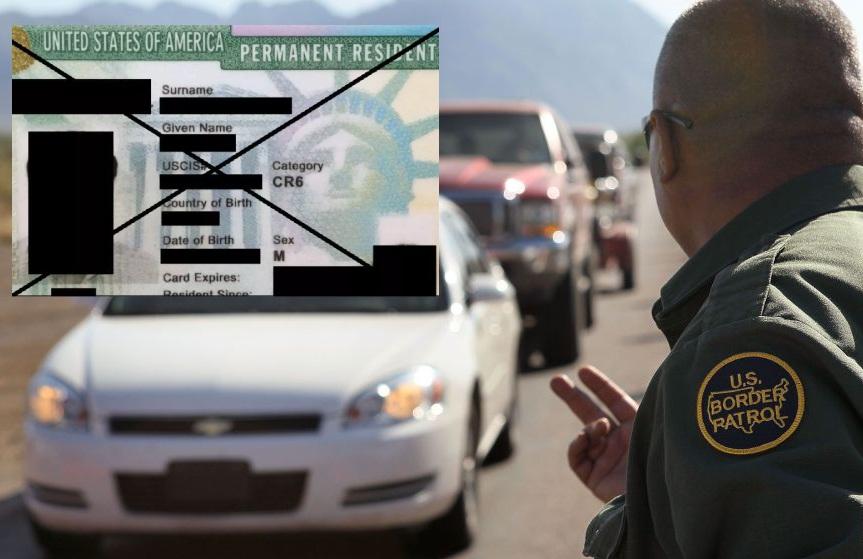 """Alertan sobre el aumento de """"Green Card"""" y otros documentos falsos en la frontera"""