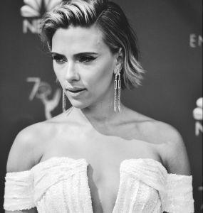 Scarlett Johansson acaba en la estación de policía por culpa de los paparazzis
