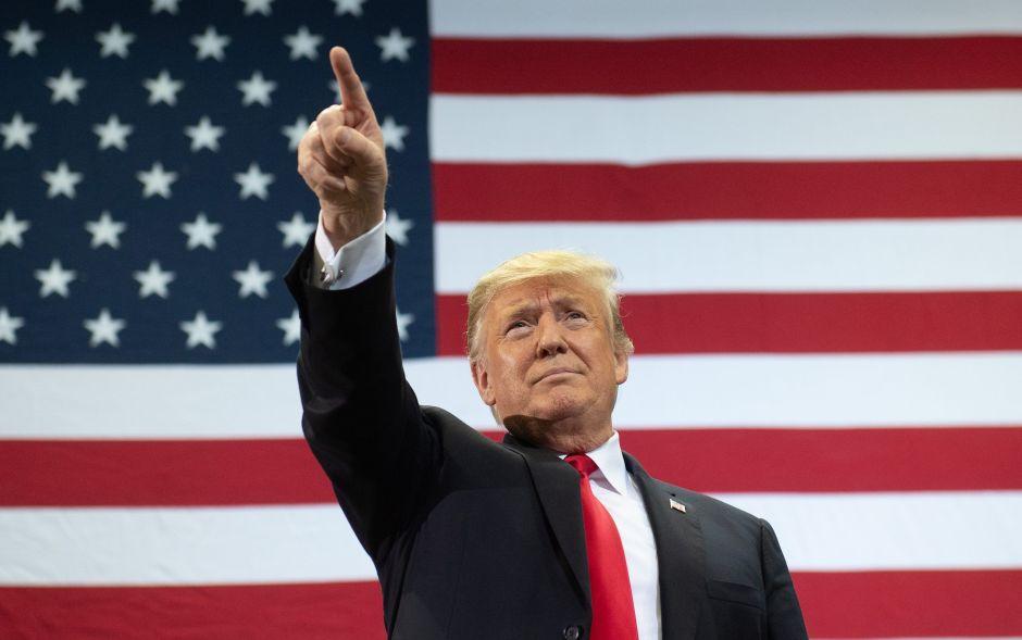 Las 3 razones que dan ventaja a Trump para ganar en 2020