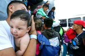 ¿Los mexicanos se cansaron de las caravanas de inmigrantes centroamericanos?