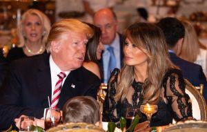 "El ""secreto"" de Melania Trump en Mar-a-Lago"