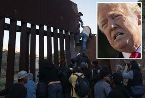Gobierno de Trump acusa al de AMLO de permitir inmigración de indocumentados centroamericanos