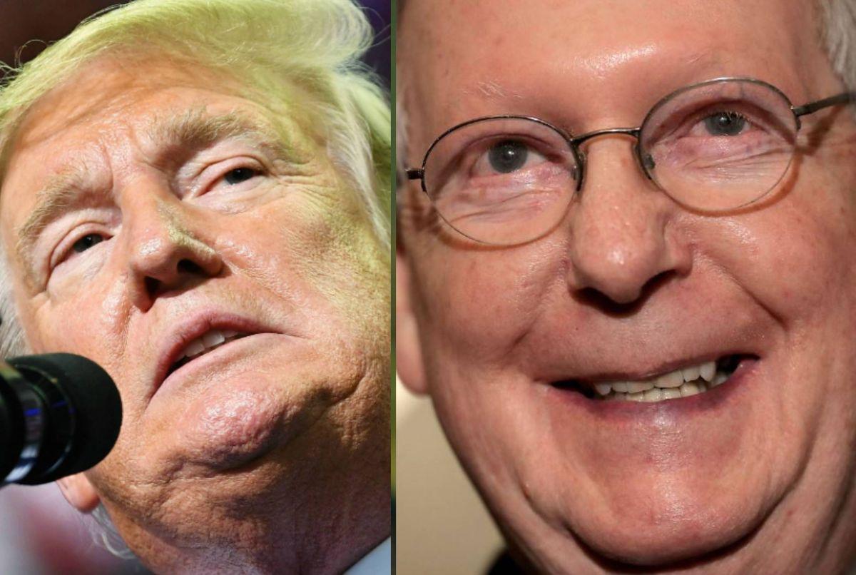 """Insólito: senadores Republicanos culpan a Demócratas por """"distraer"""" a Trump de atender el coronavirus a tiempo"""