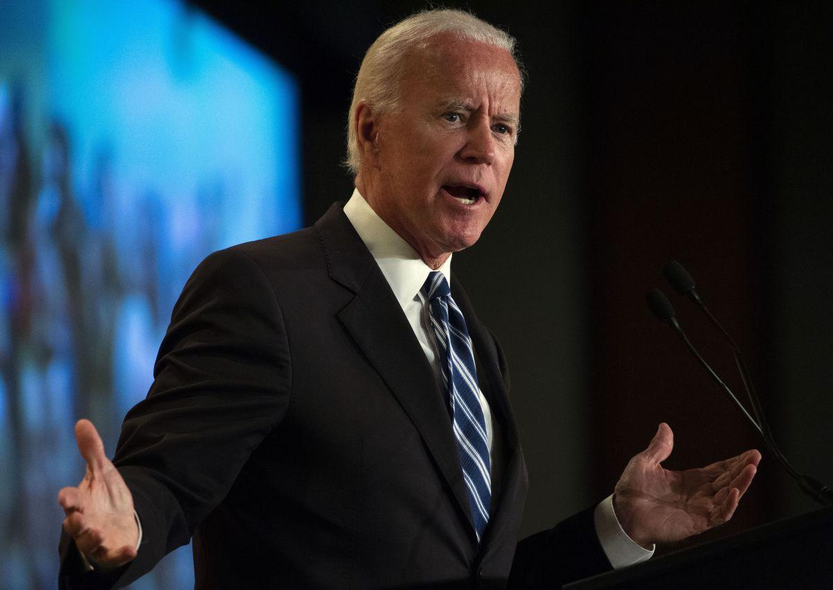¿La campaña de Biden se desinfla?