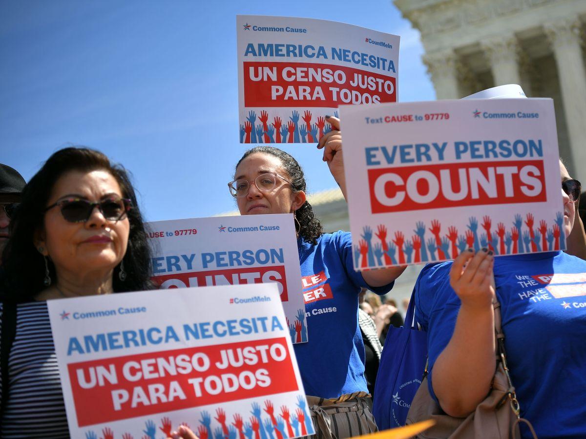 Jueces conservadores del Supremo presionan para incluir pregunta de ciudadanía en el Censo 2020