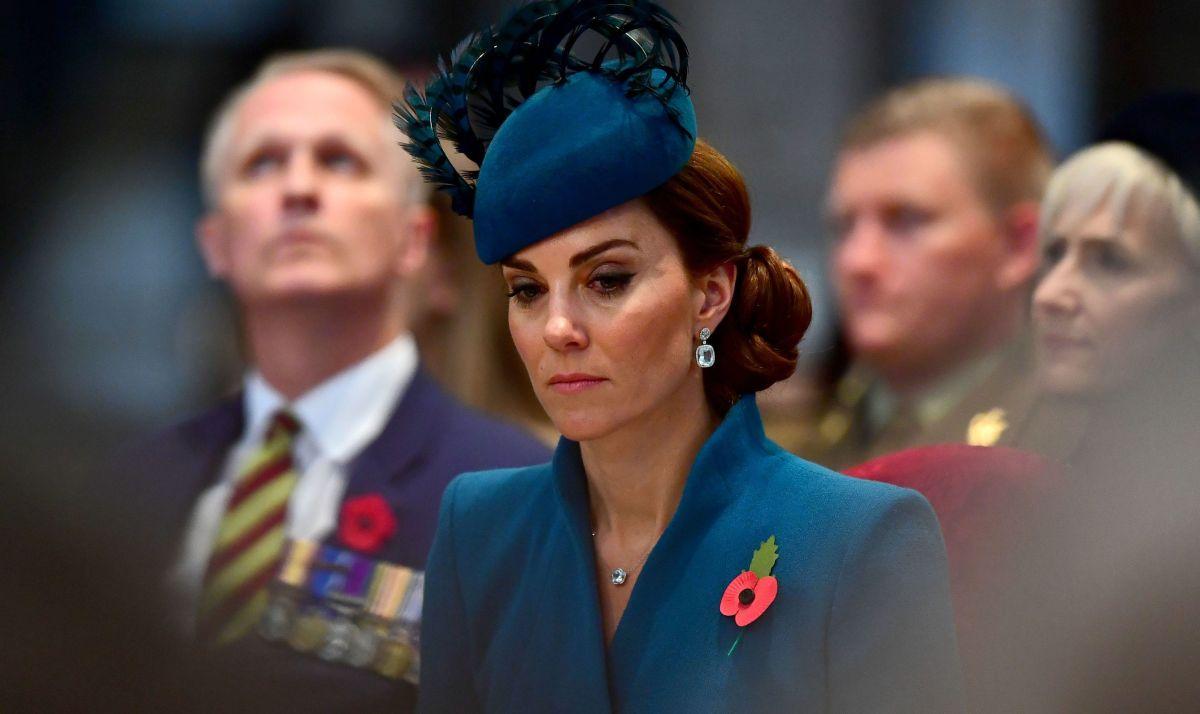 Kate Middleton, la duquesa de Cambridge.