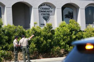 Tiroteo en una sinagoga en California: 1 mujer muerta, 3 heridos y un sospechoso detenido