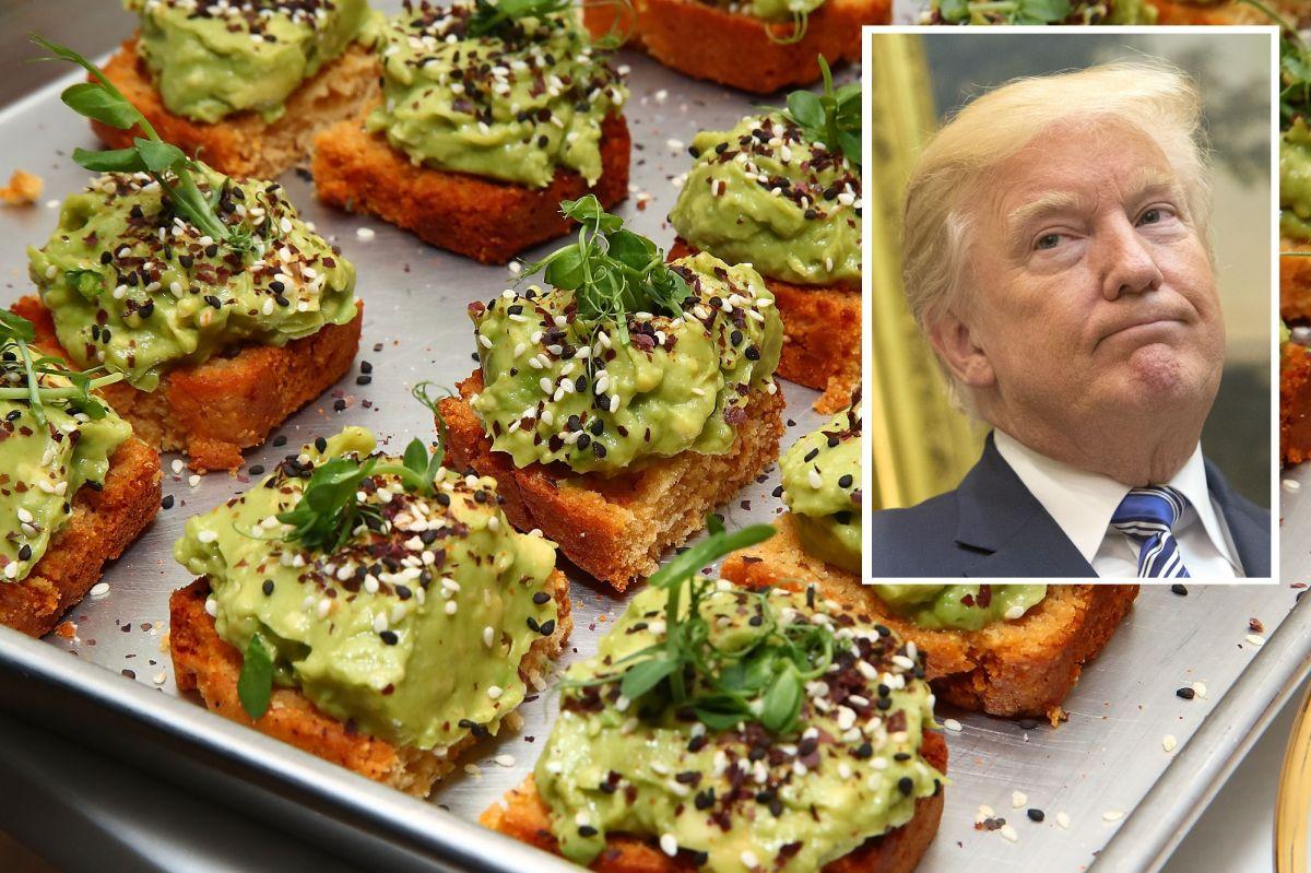Lanzan alerta por cierre de la frontera: olviden las tostadas con aguacate y ¡las margaritas!