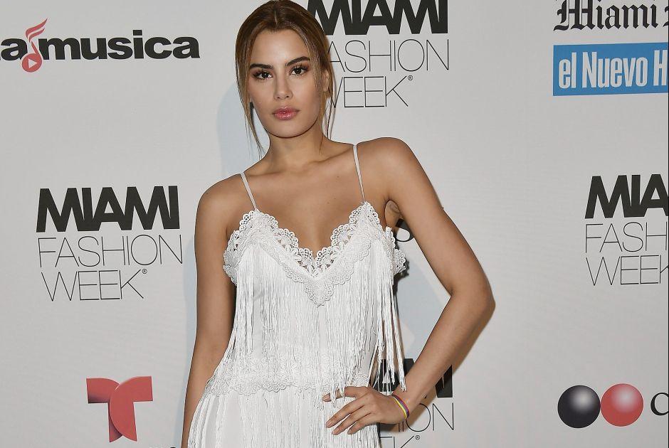 Ariadna Gutierrez aparece sin ropa interior en Instagram