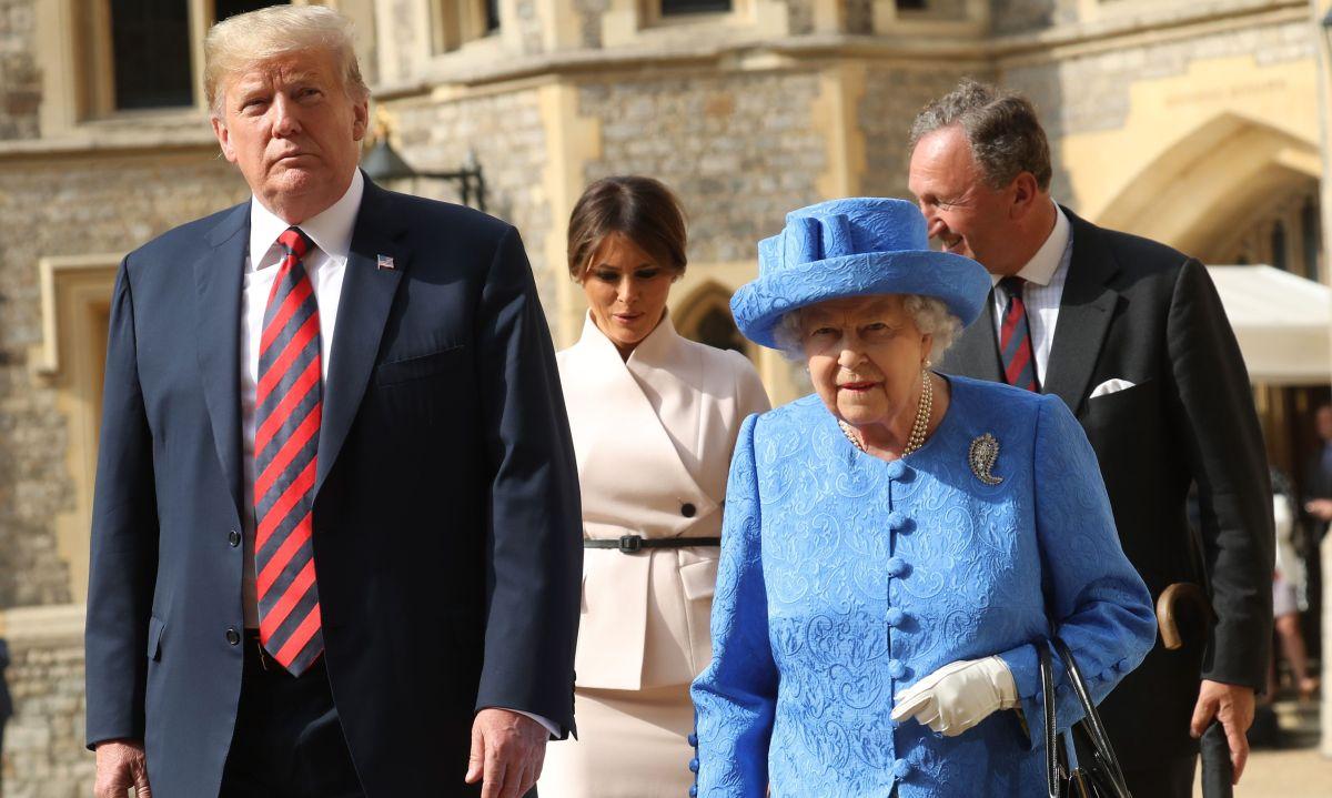 El Reino Unido no olvida los insultos de Trump a la princesa Diana
