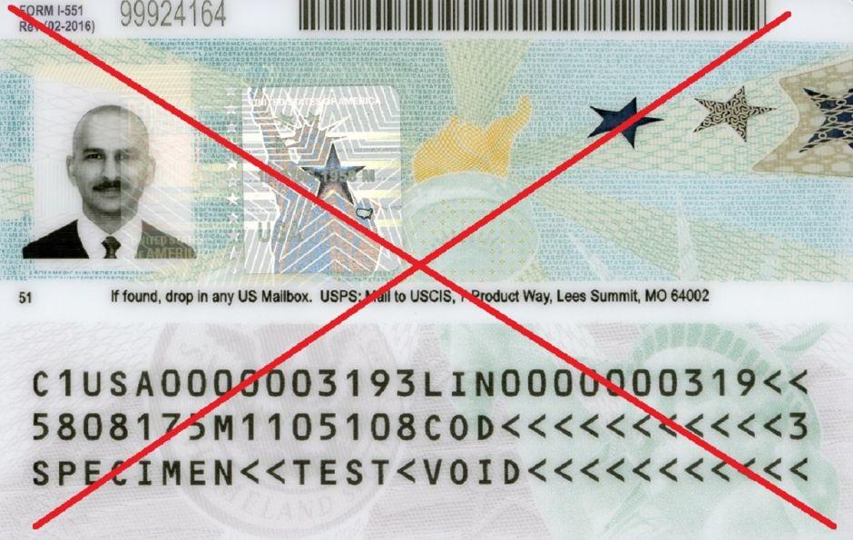 """Un error que impedirá a cualquier inmigrante """"legal"""" obtener la """"green card"""""""