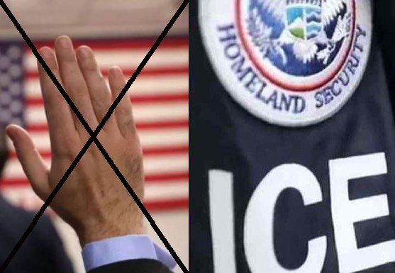 Ayudó a inmigrantes cometiendo un crimen. Fue descubierto y pagará el precio