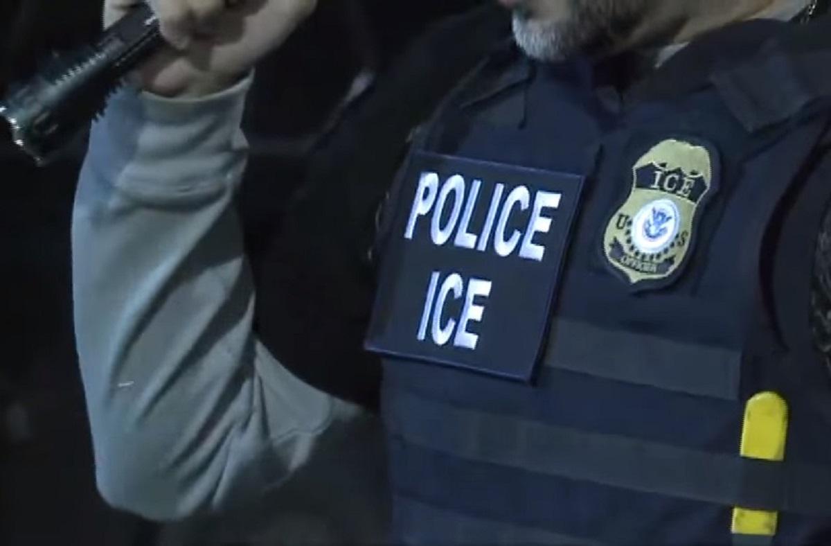 ICE arresta en redada a 1,191 inmigrantes