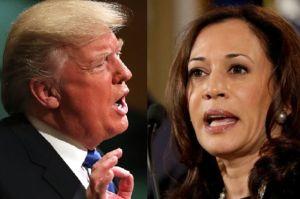 """Harris amenaza con usar """"arma política"""" de Trump si llega a la Casa Blanca. Alerta republicana"""