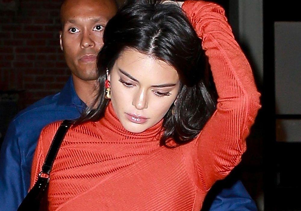 Kendall Jenner envía una contundente indirecta a su novio