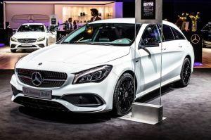 Mercedes-Benz CLA Shooting Brake: un auto repleto de espacio y estilo