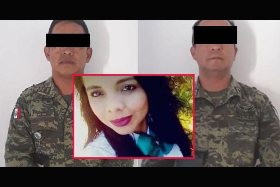 Militares mexicanos habrían asesinado a compañera por negarse a tener relaciones sexuales