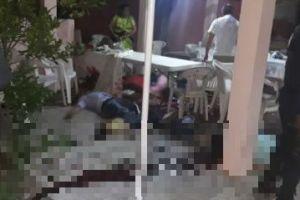 Masacre en Veracruz, venganza entre Los Zetas y CJNG, dice fiscal