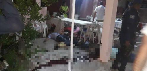 Masacre en Minatitlán, Veracruz.