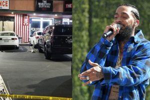 Asesinato de Nipsey Hussle posiblemente relacionado con pandillas en el Sur de Los Ángeles