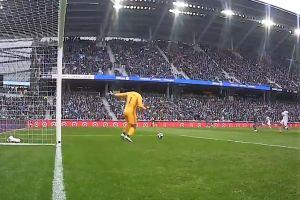 VIDEO: Portero del NYCFC comete el 'oso' del año en la MLS