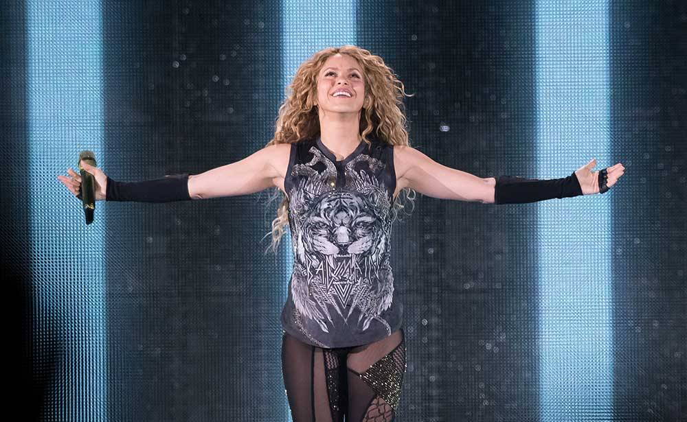 La nueva aventura de Shakira: la colombiana llega al cine