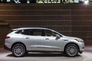 Descubre una nueva forma de manejo con el Buick Envision 2019
