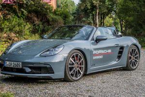 Descubre el interior y diseño del Porsche 718 Boxster GTS (VIDEO)