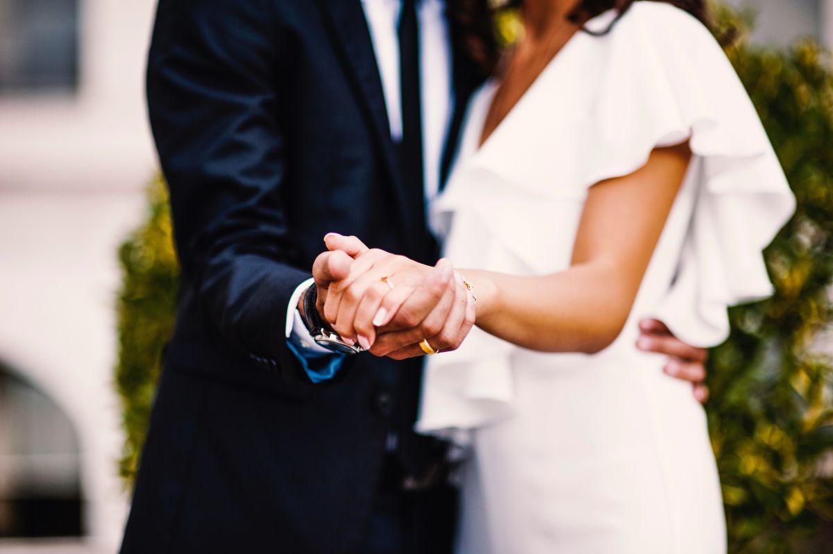 Imagen genérica de una boda.