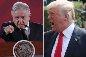 Gobierno de AMLO endurece postura ante Trump por la frontera e inmigrantes
