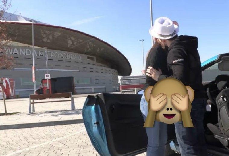 Filman una película porno en el estadio donde se jugará la final de la Champions