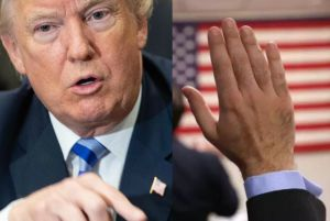 """Trump presentará a republicanos """"duro paquete"""" de medidas migratorias"""