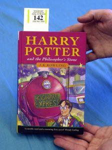 Si tienes libros de Harry Potter revisa, podrían tener valor de miles de dólares