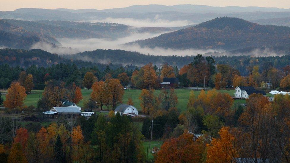 """Trump dice que Estados Unidos está """"lleno"""", pero en Vermont buscan inmigrantes"""