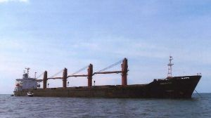 Qué se sabe del Wise Honest, el primer buque de Corea del Norte que decomisa Estados Unidos