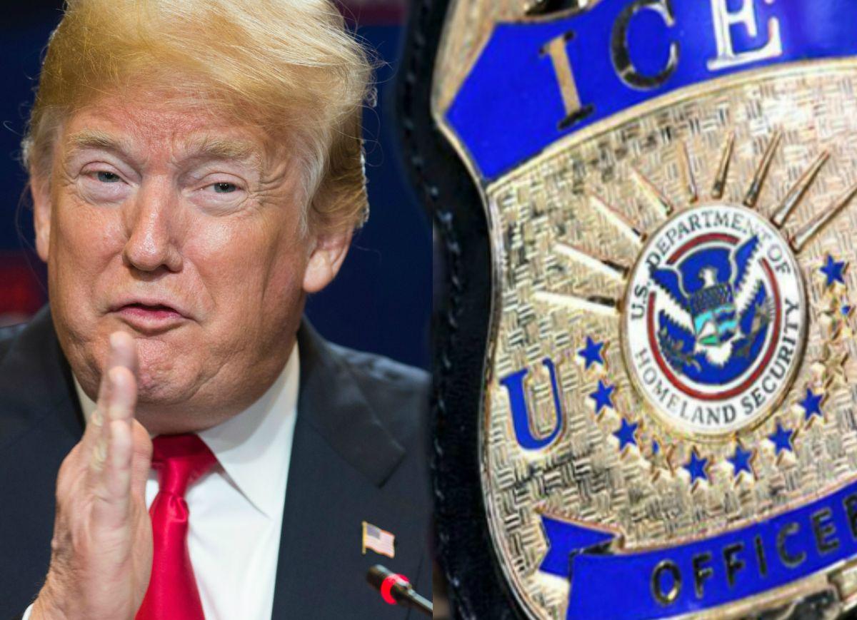 ¿Por qué Trump quiere que ICE capture a inmigrantes en las cortes?