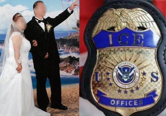 "Duro golpe de ICE contra ""matrimonios falsos"". Capturan a 50 acusados de fraude migratorio"
