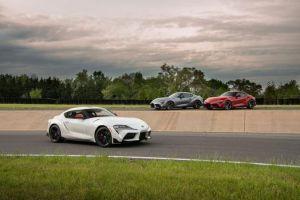 ¿Conoces las 5 generaciones del Toyota Supra?