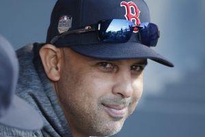 Alex Cora, mánager de los Boston Red Sox no visitará la Casa Blanca