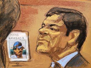 """Los cargos contra """"Mayo"""" Zambada en Estados Unidos tienen más de 20 agravantes"""