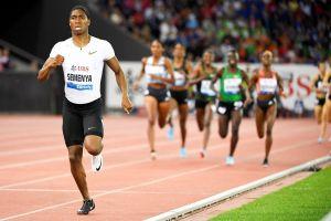 Caster Semenya tendrá que medicarse si quiere competir contra mujeres
