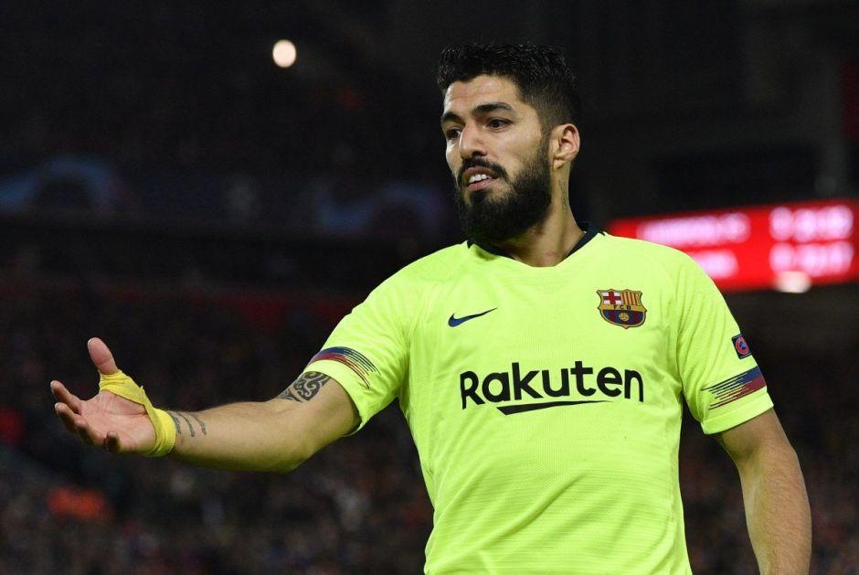 Luis Suárez será operado del menisco derecho ¿Podrá jugar la Copa América?
