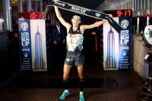 El polaco Lobodzinski gana la carrera vertical del Empire State