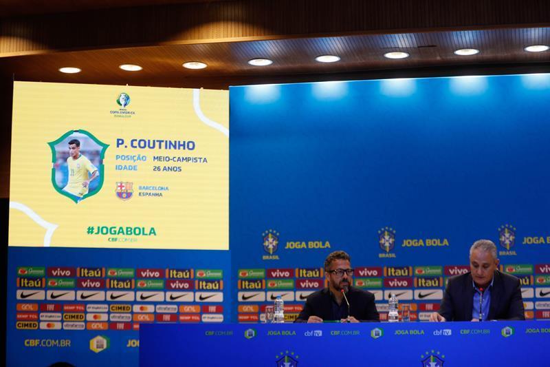 Premier League y PSG son la base de Brasil para la Copa América
