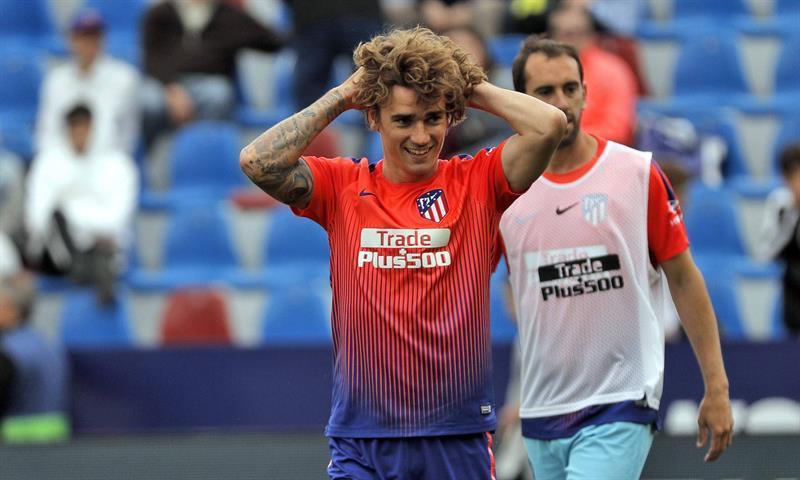 """En el Barcelona no quieren a Griezmann y lo llaman """"persona no grata"""""""